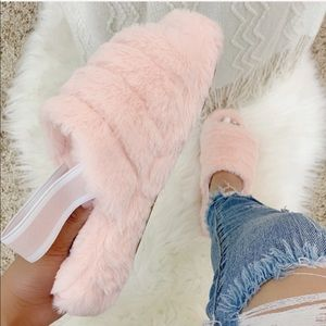 NEW Millie Slippers- in Blush